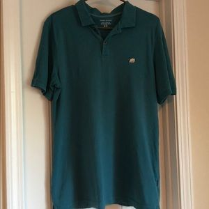 Banana Republic Teal Polo Size Medium